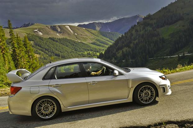 2012 Subaru WRX: Used Car Review featured image large thumb4