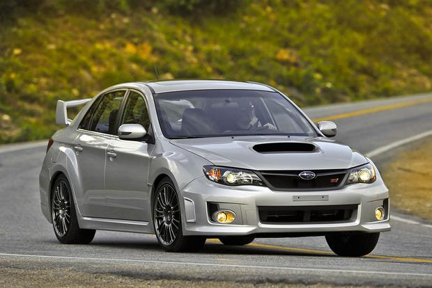 Used Subaru Wrx Sti >> 2012 Subaru Wrx Used Car Review Autotrader