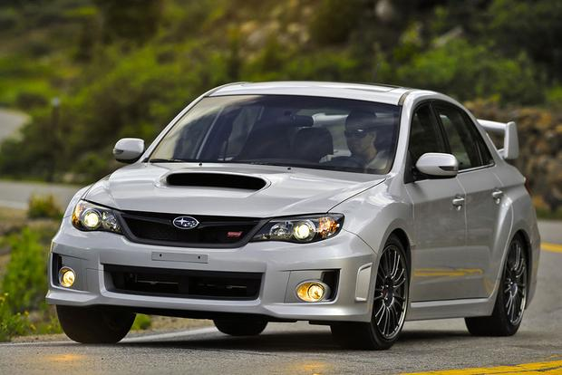 2012 Subaru WRX: Used Car Review featured image large thumb5