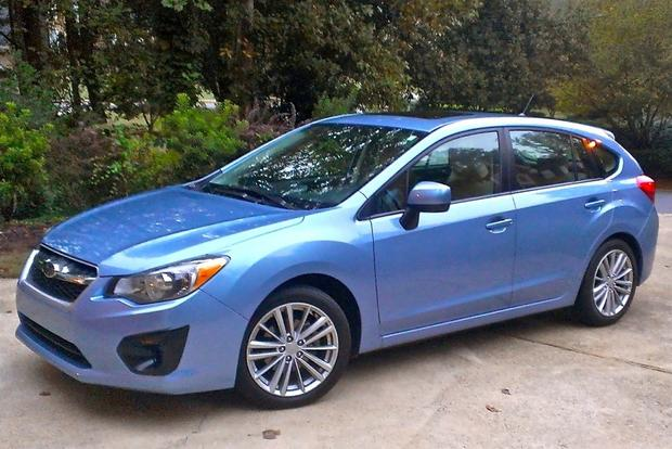 2012 Subaru Impreza: CVT Praise featured image large thumb1