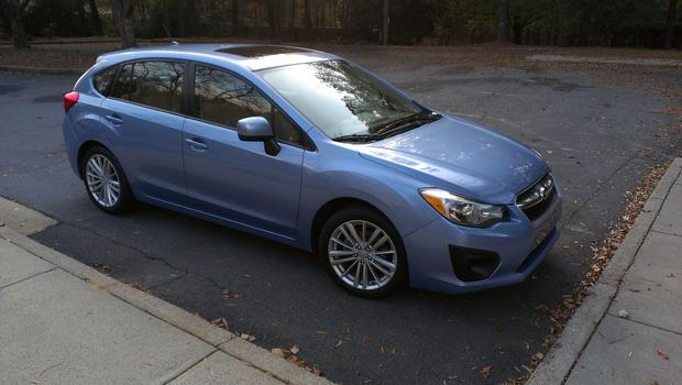 2012 Subaru Impreza: Hits and Misses