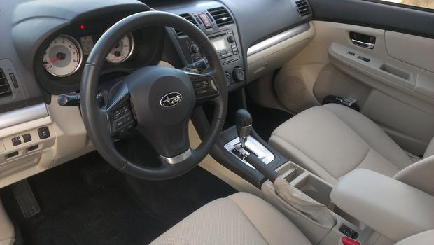 2012 Subaru Impreza: Interior and Bluetooth Woes