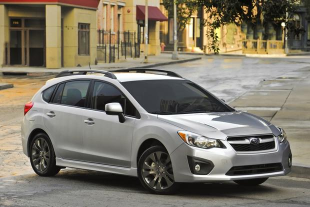 2013 Subaru Impreza: New Car Review featured image large thumb0