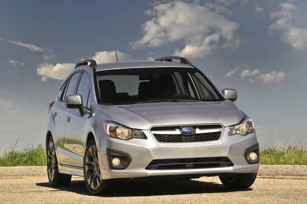 2013 Subaru Impreza: New Car Review featured image large thumb2