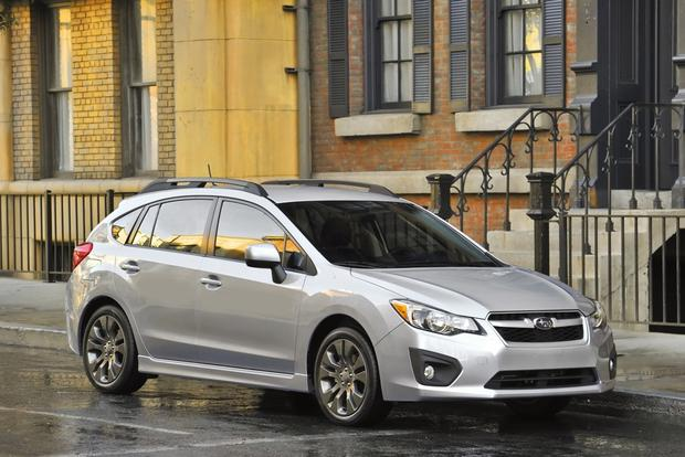2013 Subaru Impreza Used Car Review Autotrader