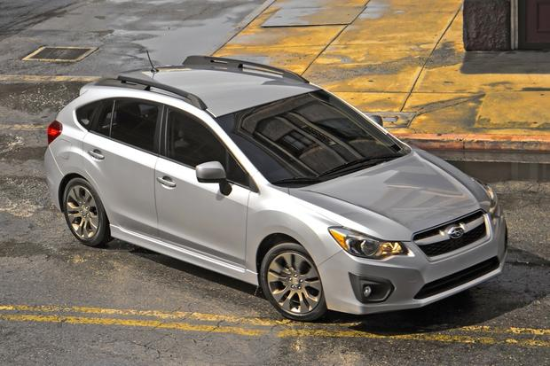 2013 Subaru Impreza: New Car Review featured image large thumb4