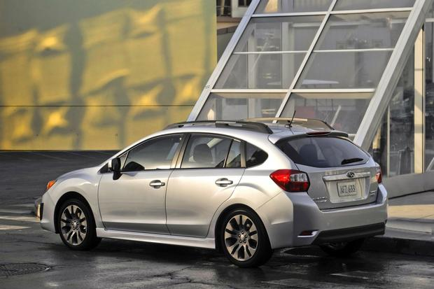 2013 Subaru Impreza: New Car Review featured image large thumb6