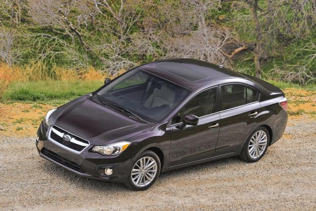 2013 Subaru Impreza: New Car Review featured image large thumb10