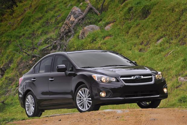 2013 Subaru Impreza: New Car Review featured image large thumb11