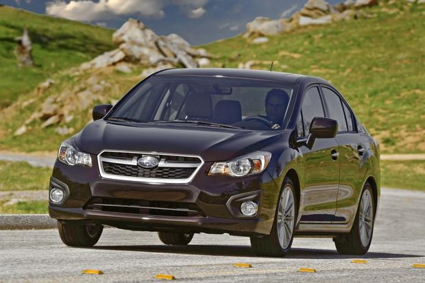 2013 Subaru Impreza: New Car Review featured image large thumb12