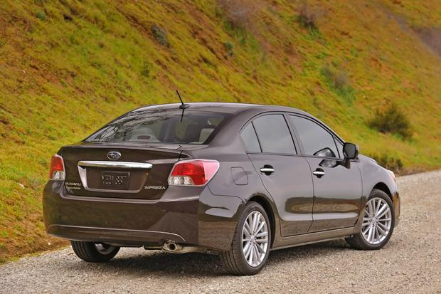 2013 Subaru Impreza: New Car Review featured image large thumb13