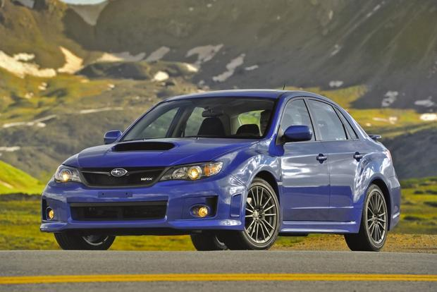 2014 Subaru Impreza WRX: New Car Review featured image large thumb0