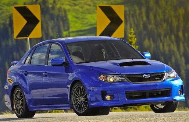 2014 Subaru Impreza Wrx New Car Review Autotrader