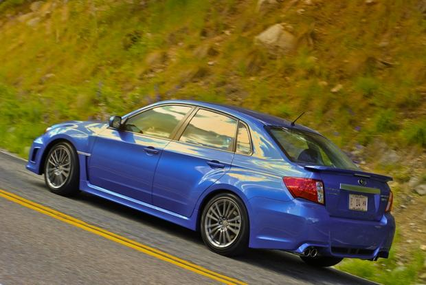 2014 Subaru Impreza WRX: New Car Review featured image large thumb2