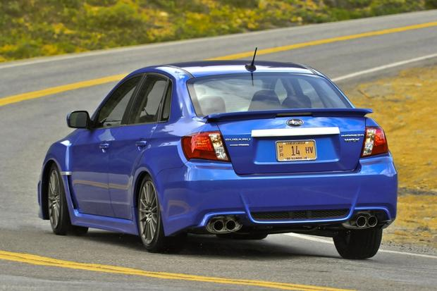 2014 Subaru Impreza WRX: New Car Review featured image large thumb3