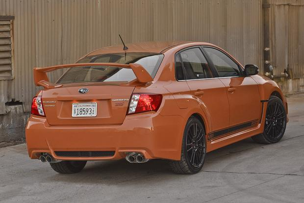 2013 Subaru WRX: Used Car Review featured image large thumb2