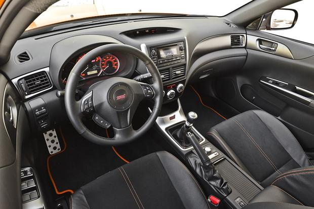 2013 Subaru WRX: Used Car Review featured image large thumb3