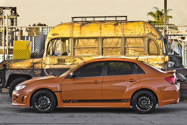 2013 Subaru WRX: Used Car Review featured image large thumb5