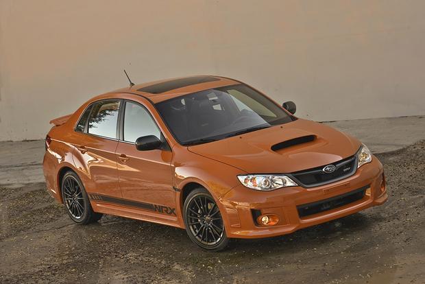 2012 Subaru Wrx Used Car Review Autotrader
