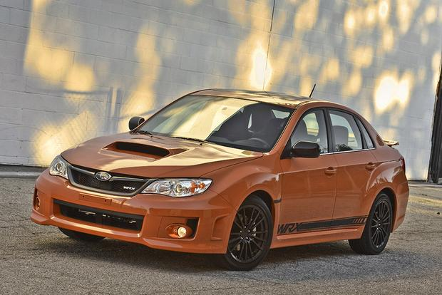 2013 Subaru WRX: Used Car Review featured image large thumb1