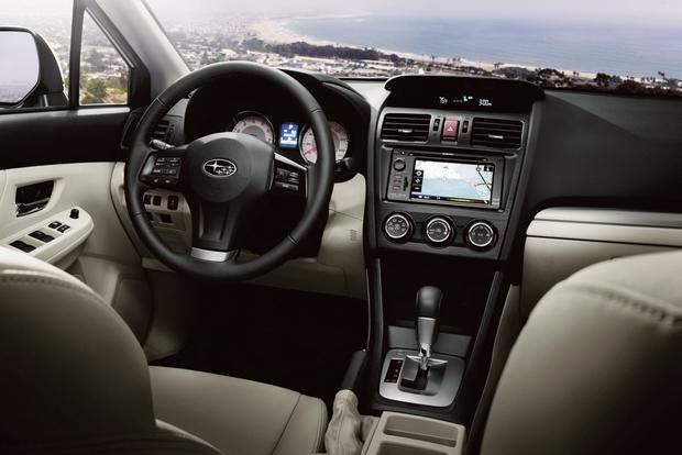 2014 Subaru Impreza New Car Review Autotrader