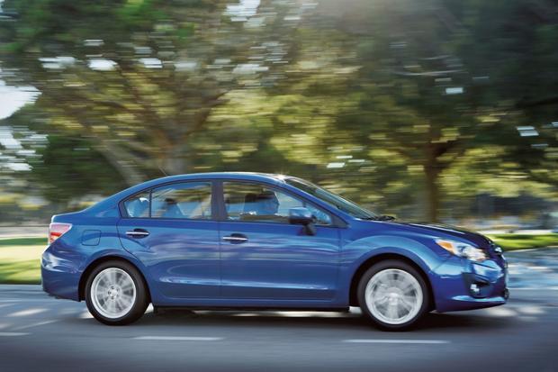 2014 Subaru Impreza: New Car Review