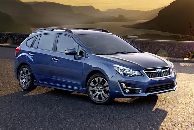 2015 Subaru Impreza New Car Review Autotrader