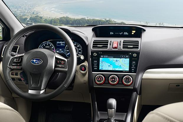 2015 Subaru Impreza New Car Review Autotrader