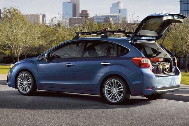 2016 Subaru Impreza New Car Review Autotrader