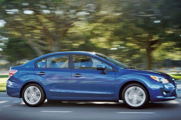 2016 Subaru Impreza: New Car Review featured image large thumb3