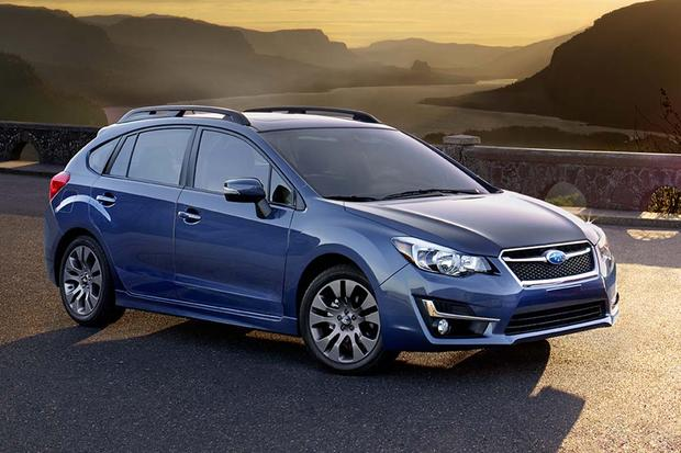 2016 Subaru Impreza: New Car Review featured image large thumb1