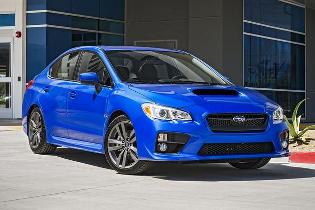 2017 Subaru Wrx New Car Review Featured Image Large Thumb0