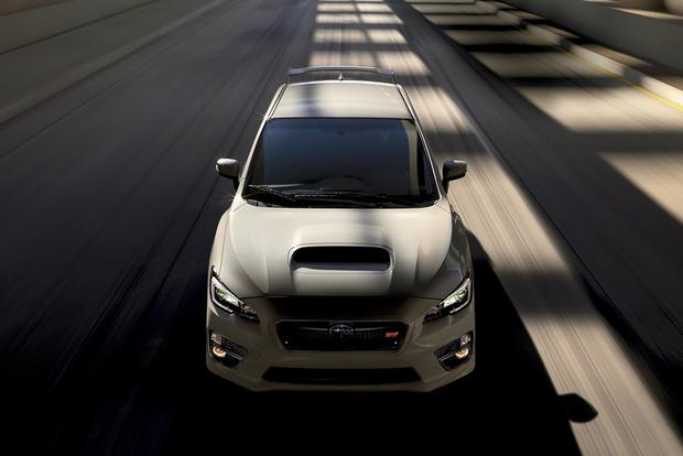 2017 Subaru WRX: New Car Review featured image large thumb1