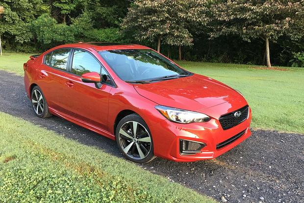 2017 Subaru Impreza: Infotaining featured image large thumb2