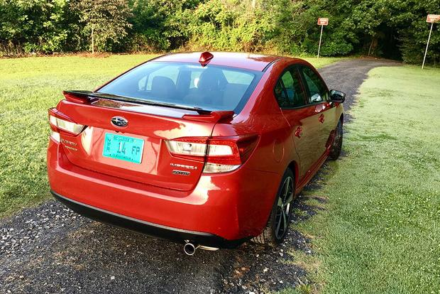 2017 Subaru Impreza: Living With It featured image large thumb3
