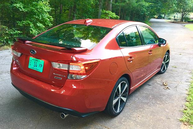2017 Subaru Impreza: Long-Term Wrap-Up featured image large thumb5