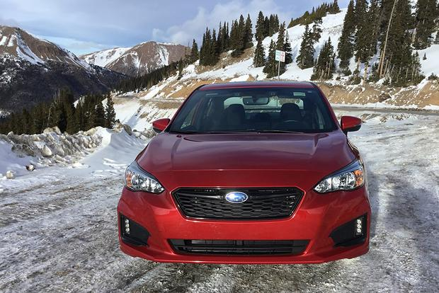 2017 Subaru Impreza: Winter Road Trip featured image large thumb1