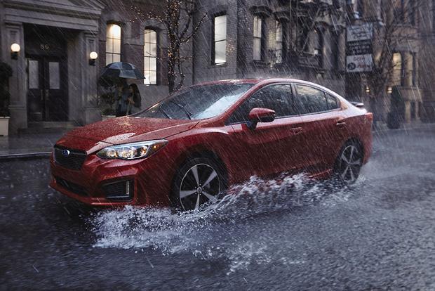 2018 Subaru Impreza: New Car Review - Autotrader