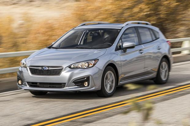 2018 Subaru Impreza New Car Review Autotrader