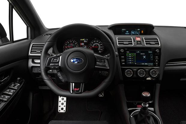2018 Subaru WRX: New Car Review featured image large thumb2
