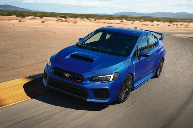 2018 Subaru WRX: New Car Review featured image large thumb5