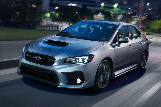 2018 Subaru WRX: New Car Review featured image large thumb6