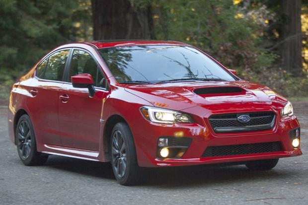 2014 vs. 2015 Subaru WRX: What's the Difference? featured image large thumb1