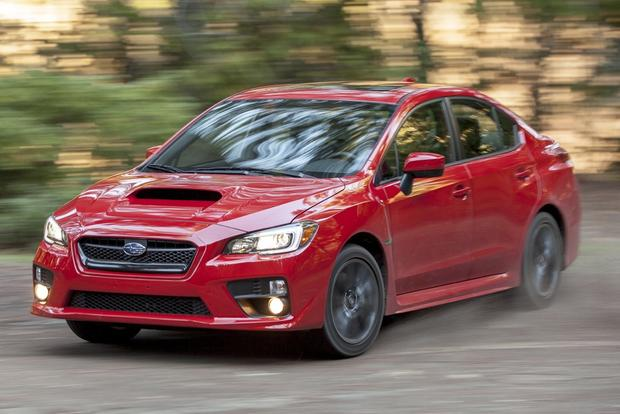 2014 vs. 2015 Subaru WRX: What's the Difference? featured image large thumb0