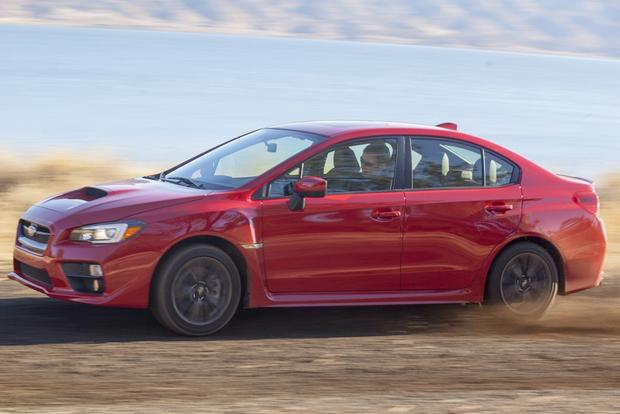 2014 vs. 2015 Subaru WRX: What's the Difference? featured image large thumb2