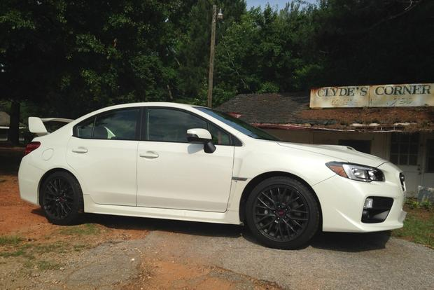 2015 Subaru WRX STI: Real World Review featured image large thumb0