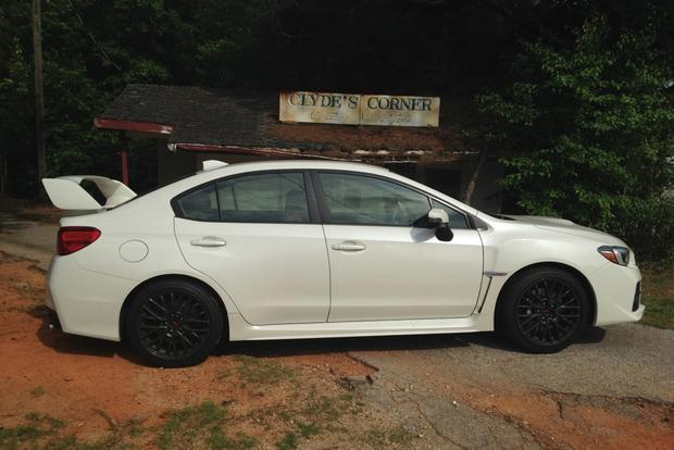 2015 Subaru WRX STI: Real World Review featured image large thumb1