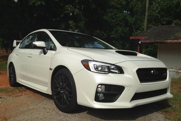 2015 Subaru WRX STI: Real World Review featured image large thumb2