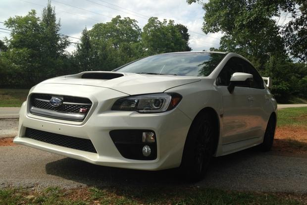2015 Subaru WRX STI: Real World Review featured image large thumb3