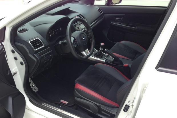 2015 Subaru WRX STI: Real World Review featured image large thumb5